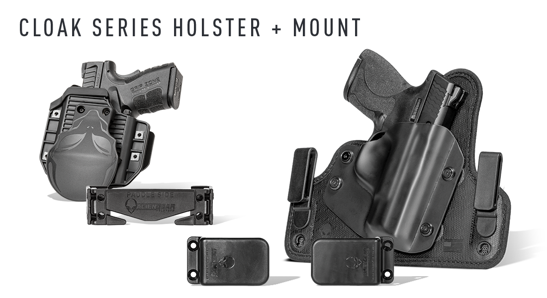 get a discount on mounting your holster