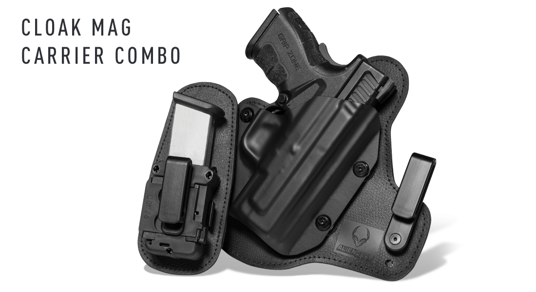 mag holder and holster combo