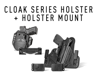 holster and mount combo discount deal