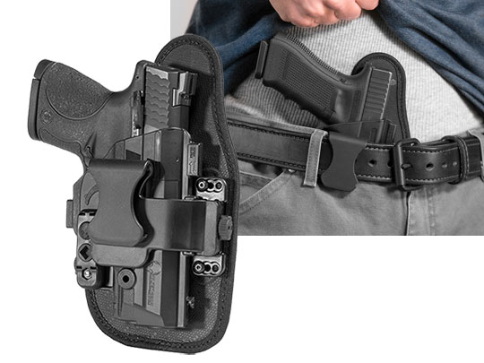 s&w m&p9c appendix carry holster