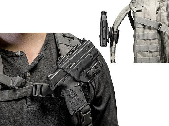 ShapeShift Backpack Holster