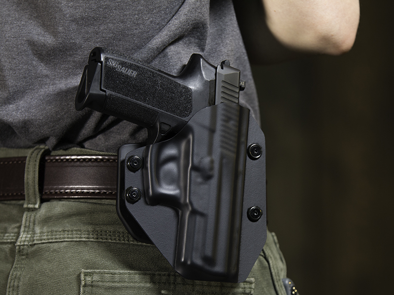 Sig SP2022 Outside the Waistband Paddle Holster
