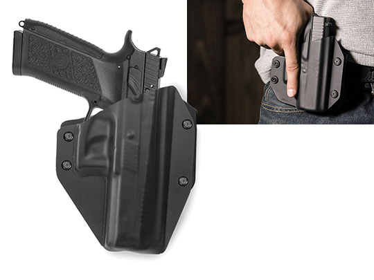 Paddle Holster for CZ PO9