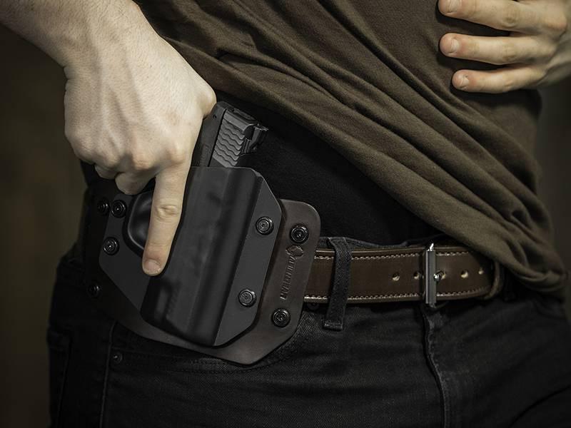 Sig P220 Carry Compact Owb Holster Gun Holster Alien Gear