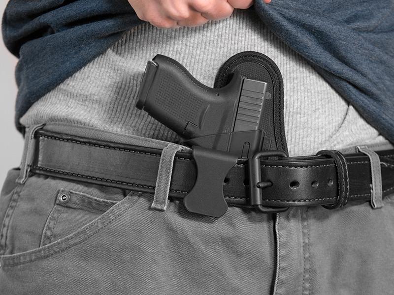 Glock 43 Appendix Carry Holster - ShapeShift   Alien Gear Holsters
