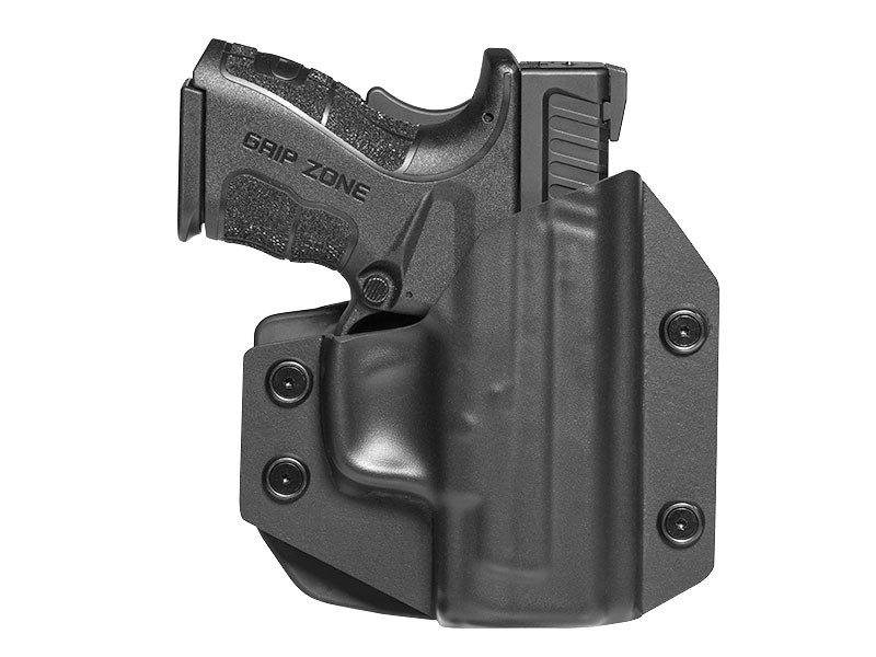 Springfield XD Mod 2 Subcompact 9mm/40cal 3 inch Cloak Mod OWB Holster  (Outside the Waistband)