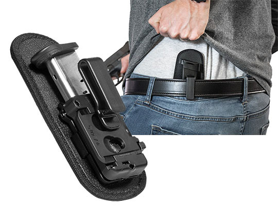 Glock Magazine Holder Magazine Holster OWB or IWB Mag Carrier Alien Gear Cloak Mag 37