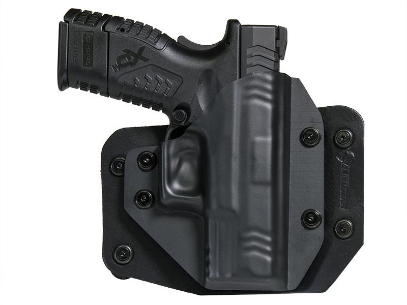 Springfield Xdm Owb Holster 3 8 Inch Gun Holster