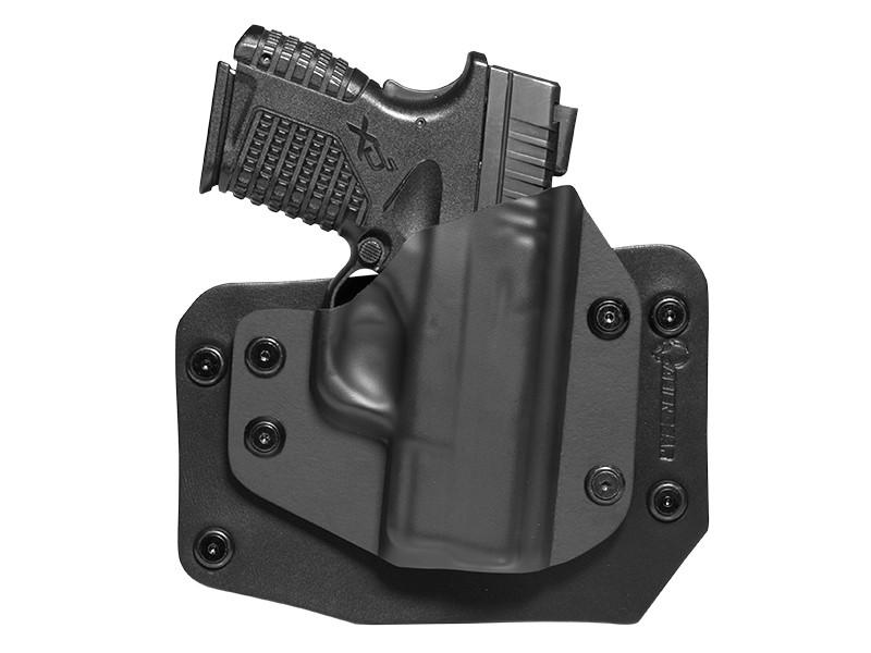 Springfield Xds 3 3 Owb Holster Pistol Holster Alien Gear