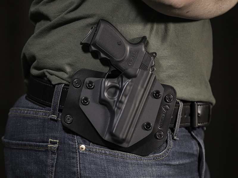 Bersa Thunder  380 Cloak Slide OWB Holster (Outside the Waistband)