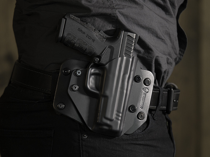 Springfield Xd Mod 2 4 Inch Service Model Owb Holster