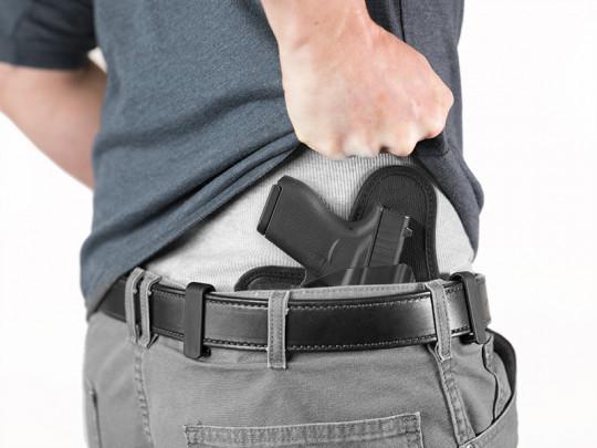 Glock - 26 Cloak Tuck 3.5 IWB Holster (Inside the Waistband)