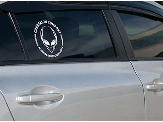 Alien Gear Vinyl Decal