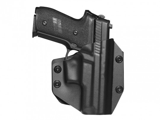 Sig P229r Railed Cloak Mod OWB Holster (Outside the Waistband)