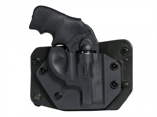 Ruger LCR 38 SPL Revolver Cloak Slide OWB Holster (Outside the Waistband)