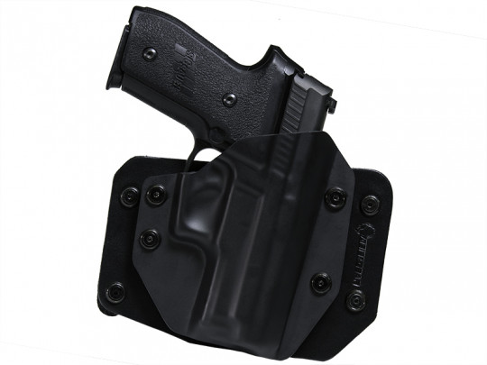 Sig P229r Railed Cloak Slide OWB Holster (Outside the Waistband)