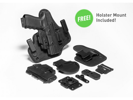 Walther PPQ M2 4 inch ShapeShift Core Carry Pack