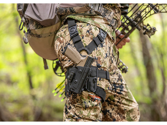 Glock - 22 ShapeShift Drop Leg Holster