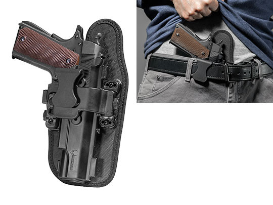 1911 - 5 inch ShapeShift Appendix Carry Holster