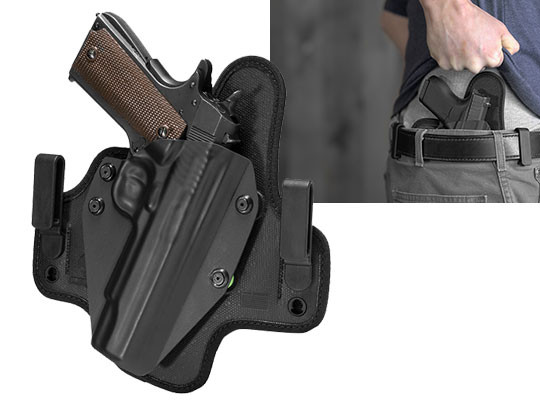 concealment holster for 1911 5 inch iwb carry