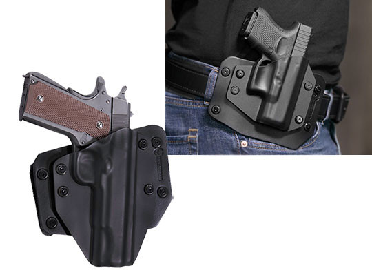best owb holster for 1911