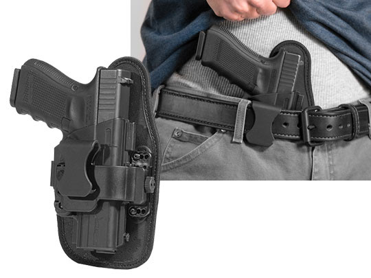 appendix carry holster for the glock 19