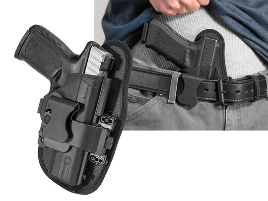 sd40ve shapeshift appendix carry holster