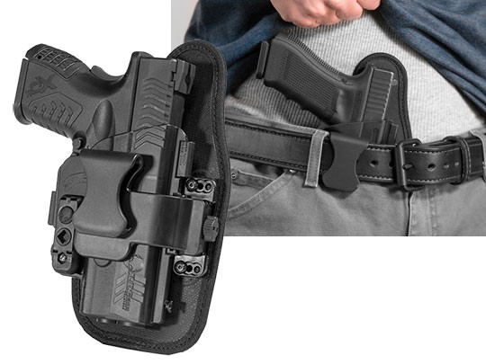 Springfield XDM 3 8 Compact (9/40) ShapeShift Appendix Carry Holster