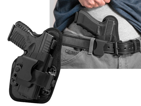 Springfield XDs 3 3 Appendix Carry Holster - ShapeShift | Alien Gear  Holsters