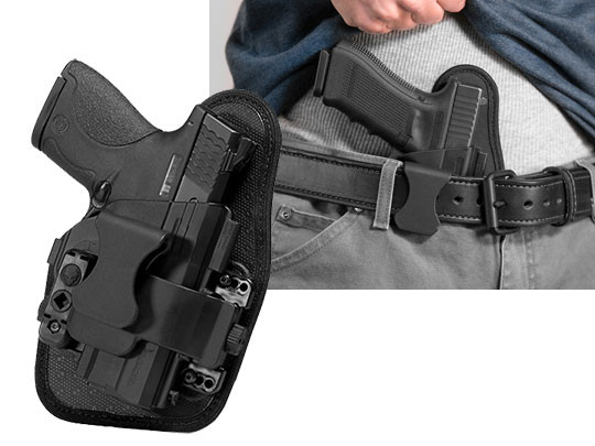best shapeshift appendix carry holster for shield 40 caliber