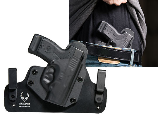 Best Beretta Nano Leather Hybrid Holster
