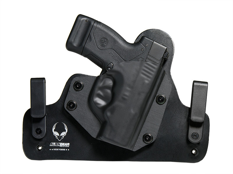 Leather Hybrid Beretta Nano (BU9) Holster