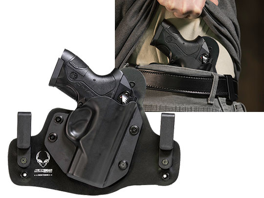 Hybrid Leather Beretta PX4 Storm Compact Holster