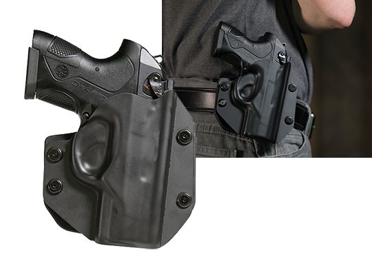 Best OWB Paddle Holster for the Beretta PX4 Storm Compact