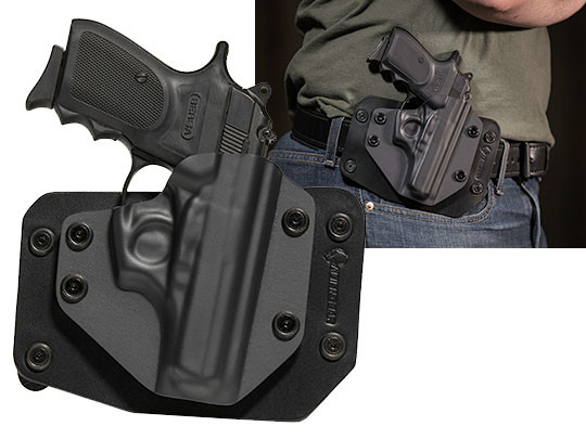 Good Bersa Thunder .380 OWB Holster