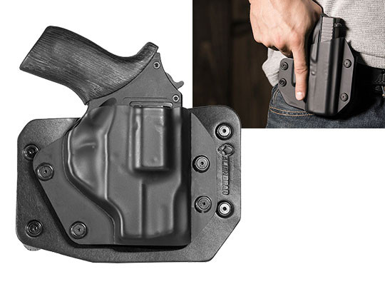 Chiappa Firearms Rhino 2 inch 200DS Cloak Slide OWB Holster (Outside the Waistband)