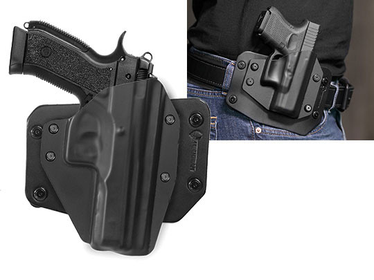 CZ PO1 Outside the Waistband Holster