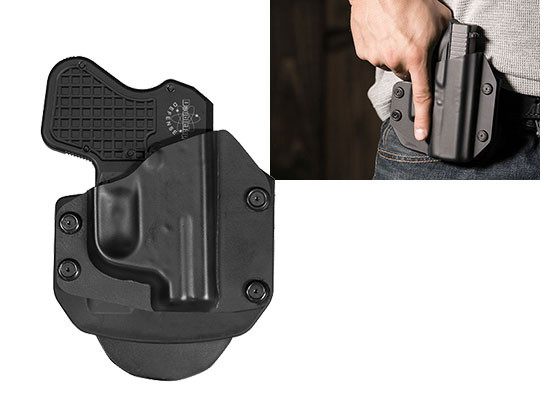 Paddle Holster for Double Tap Defense 9mm