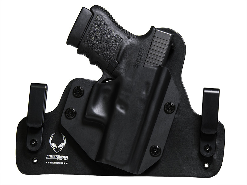 Leather Hybrid Glock 36 Holster