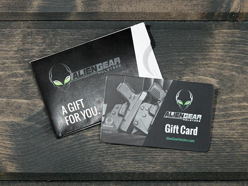 Alien Gear Gift Card