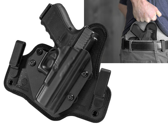 concealment holster for glock 23 iwb carry