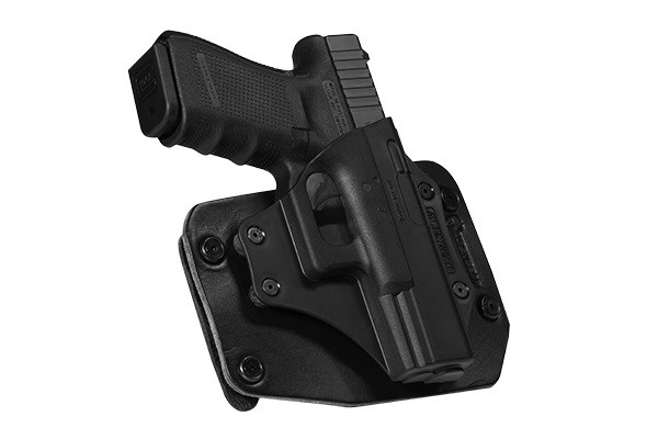 glock 23 outside the waistband holster