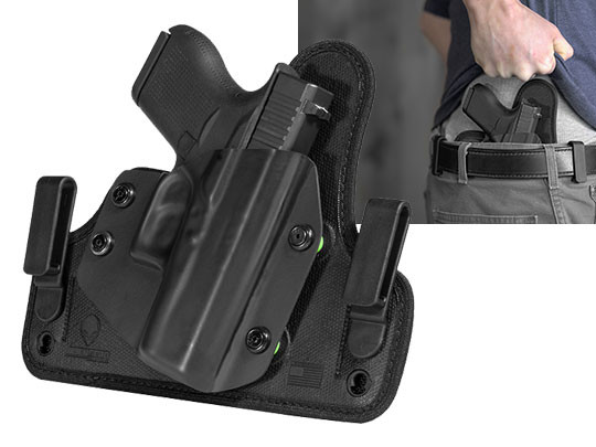 concealment holster for glock 26 iwb carry