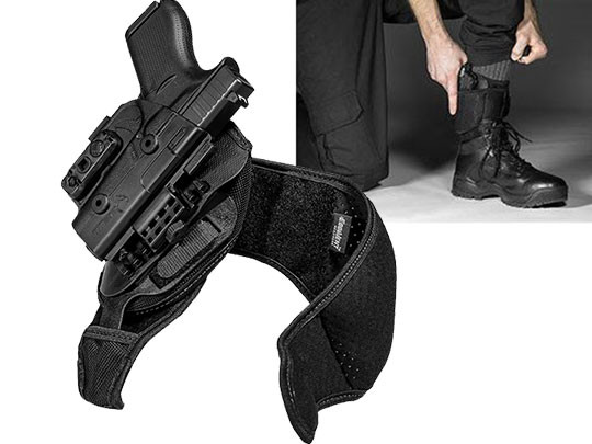 Glock 42 ShapeShift Ankle Holster
