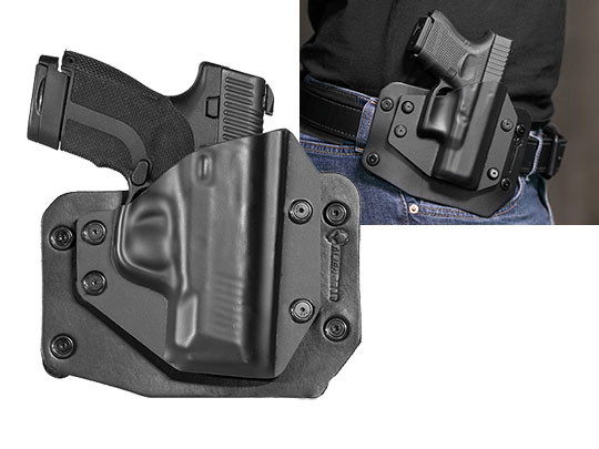 Honor Defense Honor Guard Subcompact Outside the Waistband Holster
