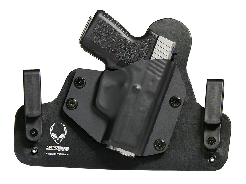 Leather Hybrid Kahr CM 40 Holster