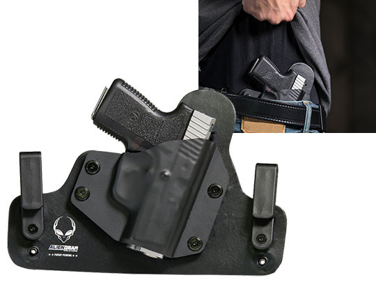 Hybrid Leather Kahr CM 40 Holster