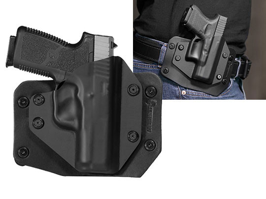 Kahr CW 9 Outside the Waistband Holster