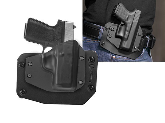 Kahr PM 9 Outside the Waistband Holster