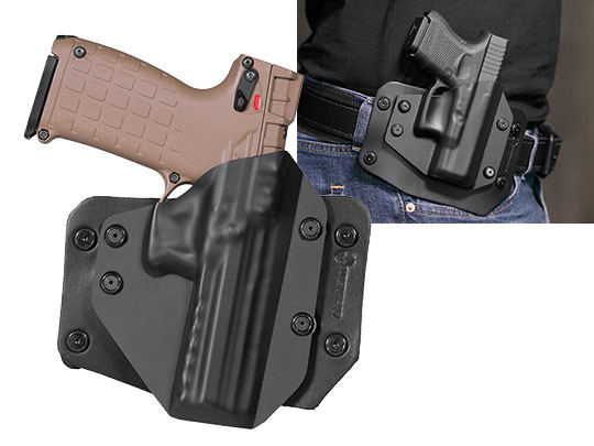 Keltec PMR-30 Outside the Waistband Holster